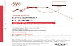 Cursos Técnicos de Eletroeletrônica e Eletrotécnica